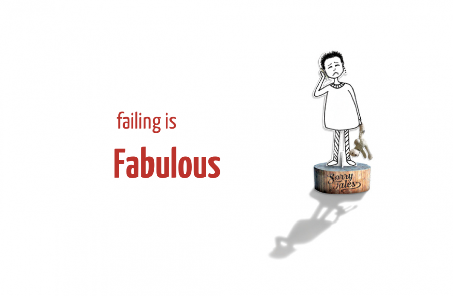failing is fabulous blog post facebook