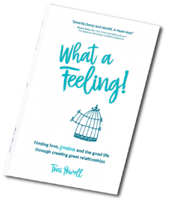 What a Feeling! book image