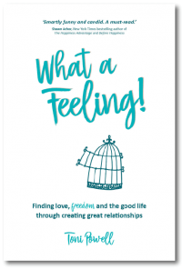What A Feeling! cover